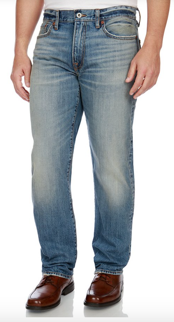 Lucky Brand 363 straight leg jean-50% OFF - Whitt & Co. Clothing