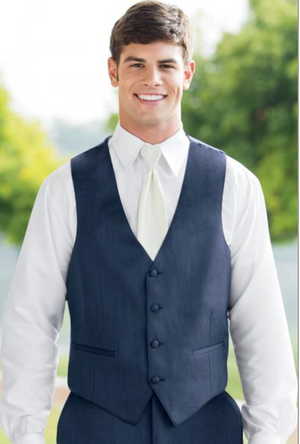 Tuxedo Rental Vests - Whitt & Co. Clothing
