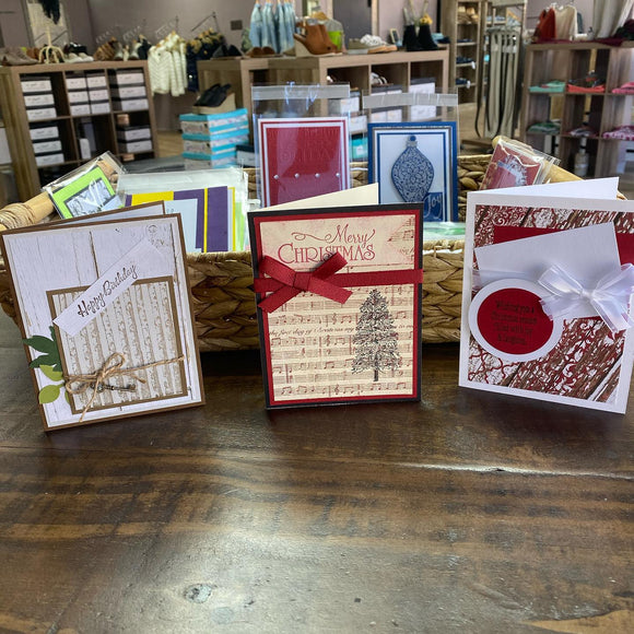 Carter Creations Cards - Whitt & Co. Clothing