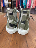 Very G Rossi Green Camo Sneaker - Whitt & Co. Clothing