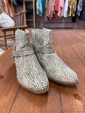 Very G Amber Beige Bootie - Whitt & Co. Clothing