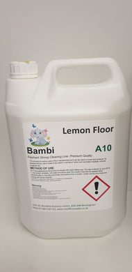 Floor gel LEMON 5 lit