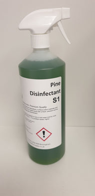 Pine sanitiser cleaner 1 lit