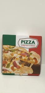 Pizza box  white 7 inch 100 pcs