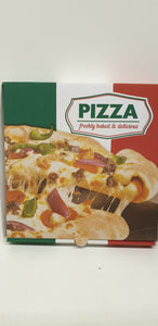 Pizza box 12 inch white 100 pcs