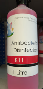 Antibacterial disinfectant