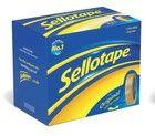 Sellotape roll and dispenser 18x15 6/1