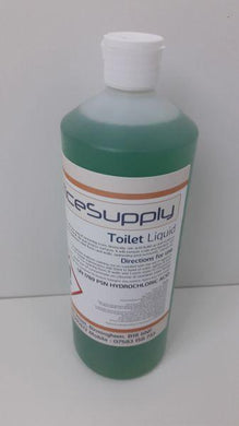 Toilet cleaner & descaler 1 L