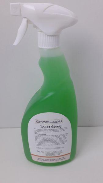 Toilet spray professional 750 ml
