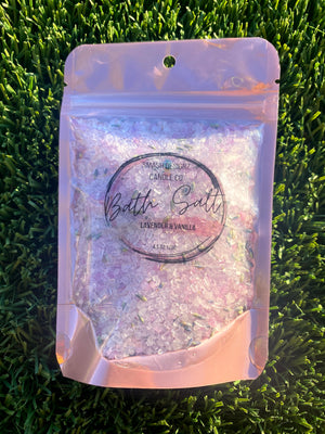 Therapeutic Bath Salt