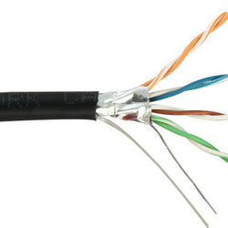 CAT5E Shielded Plenum - Cable Enterprise