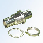 BNC Double Female Bulkhead Adaptor - Cable Enterprise