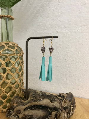 BL Tassel Earrings