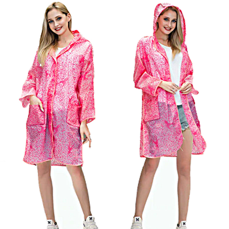Women's Raincoat - Taffy