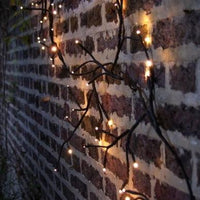Solar Ivy Branch Decoration - heart deco