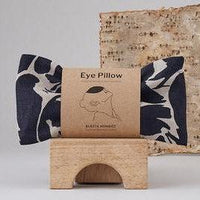 Blasta Henriet Linen Eye Pillow  - heart deco