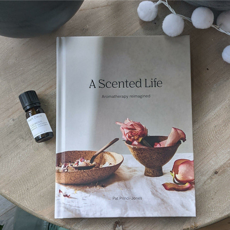 A Scented Life - heart deco