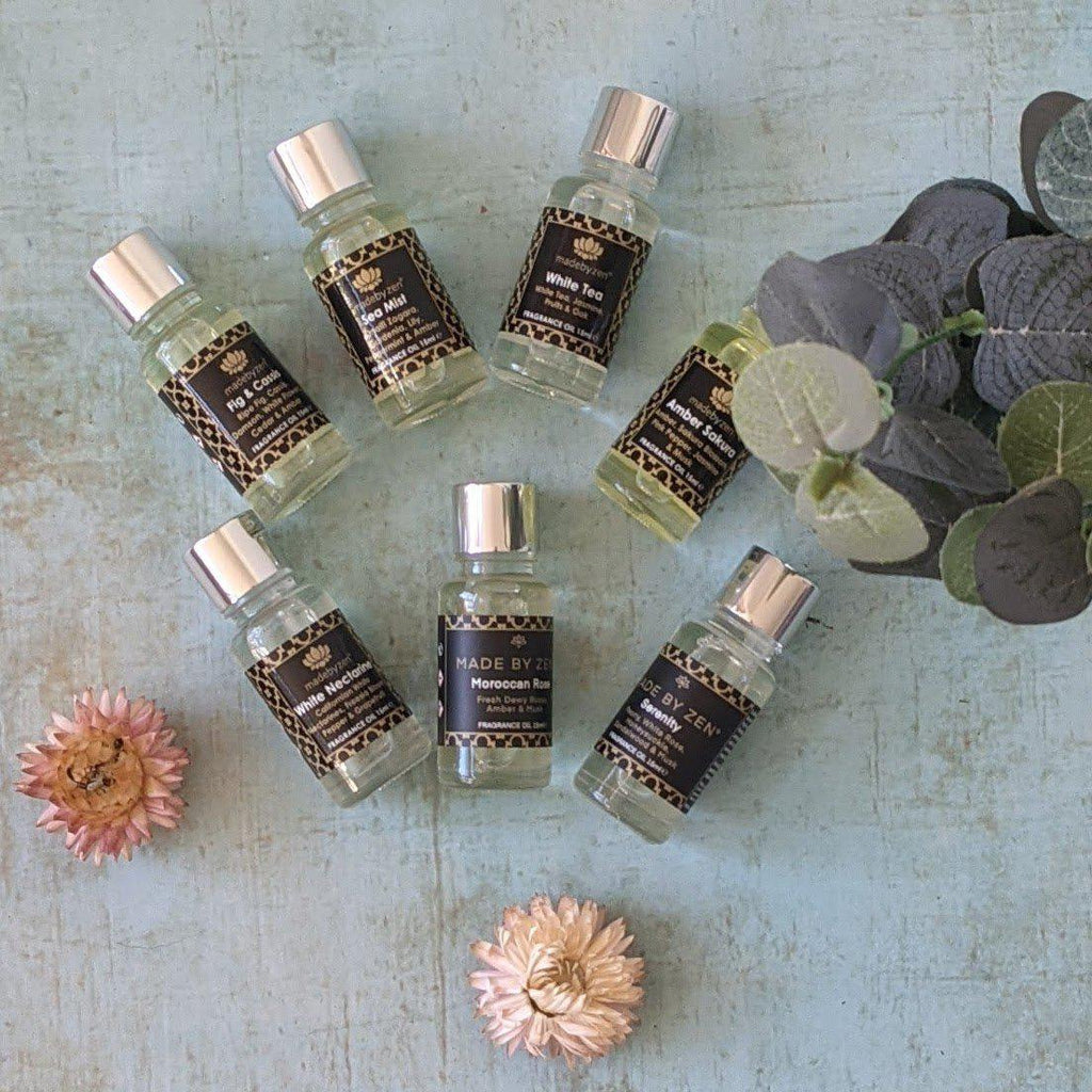 Fragrance Oils for Oil Burners and Diffusers - heart deco