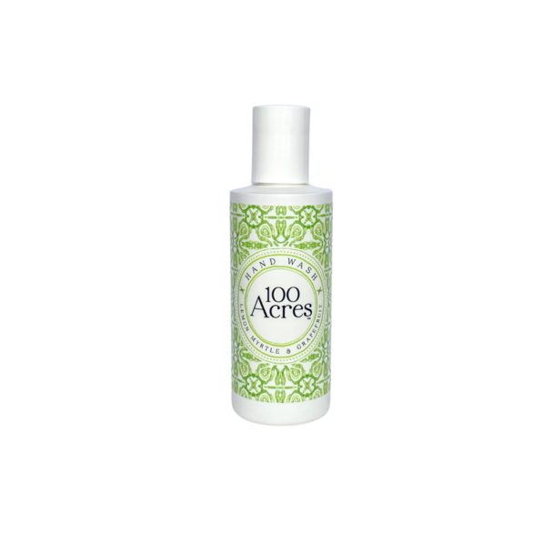100 Acres Hand Wash - heart deco