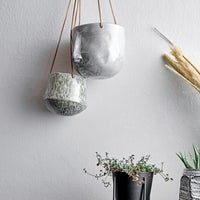 Face Imprint Hanging Plant Pot