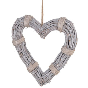 Willow Heart-heart deco