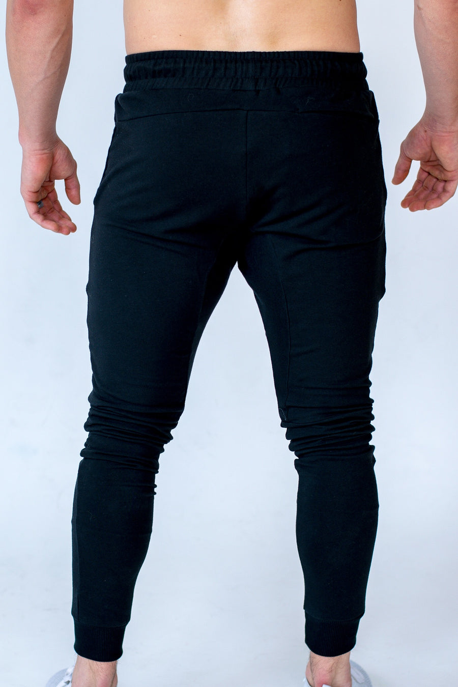Inception - Men's Joggers - Black