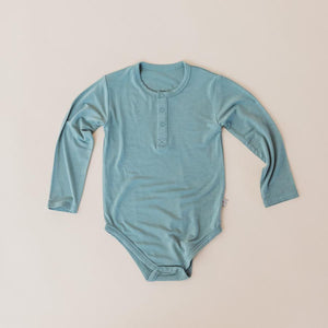ONESIE - LONG SLEEVE - FORREST