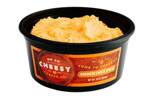 Come to Cheezus<br><h5>(Habanero Cheese Spread)</h5>