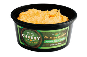 Jallelujia<br><h5>(Jalapeño Cheese Spread)</h5>