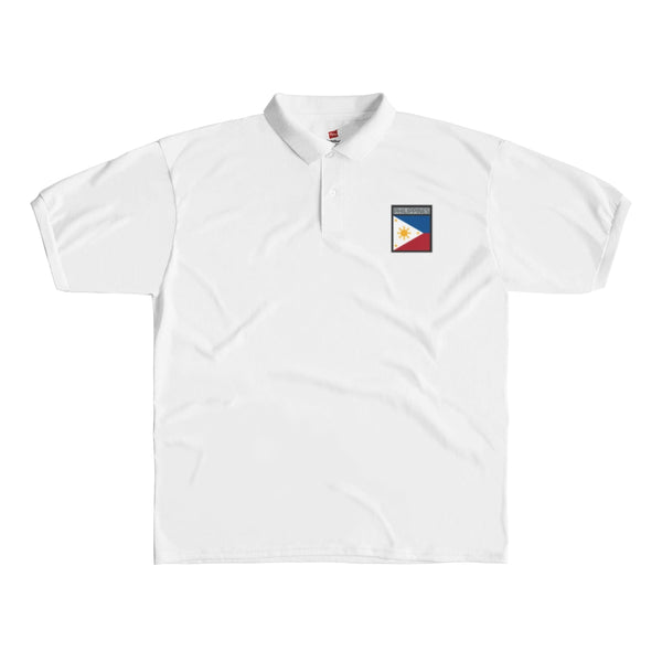 The Philippines Patch | Men's Polo Shirt
