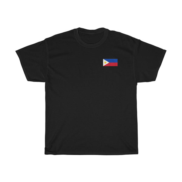 The Philippines Flag (top right) | Unisex Heavy Cotton Tee