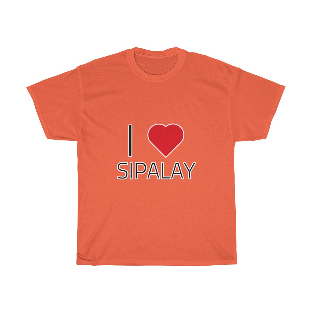 I ❤️ SIPALAY | Unisex Heavy Cotton Tee