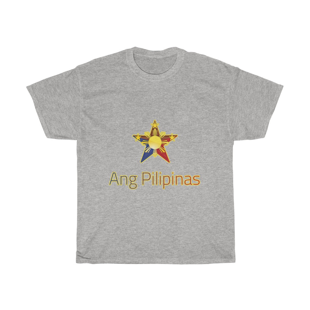 Ang Pilipinas | Unisex Heavy Cotton Tee
