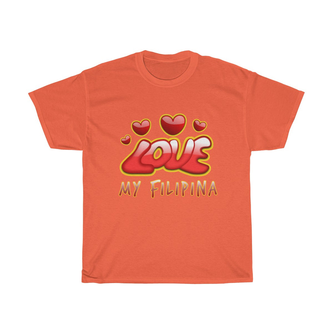 Love My Filipina | Unisex Heavy Cotton Tee