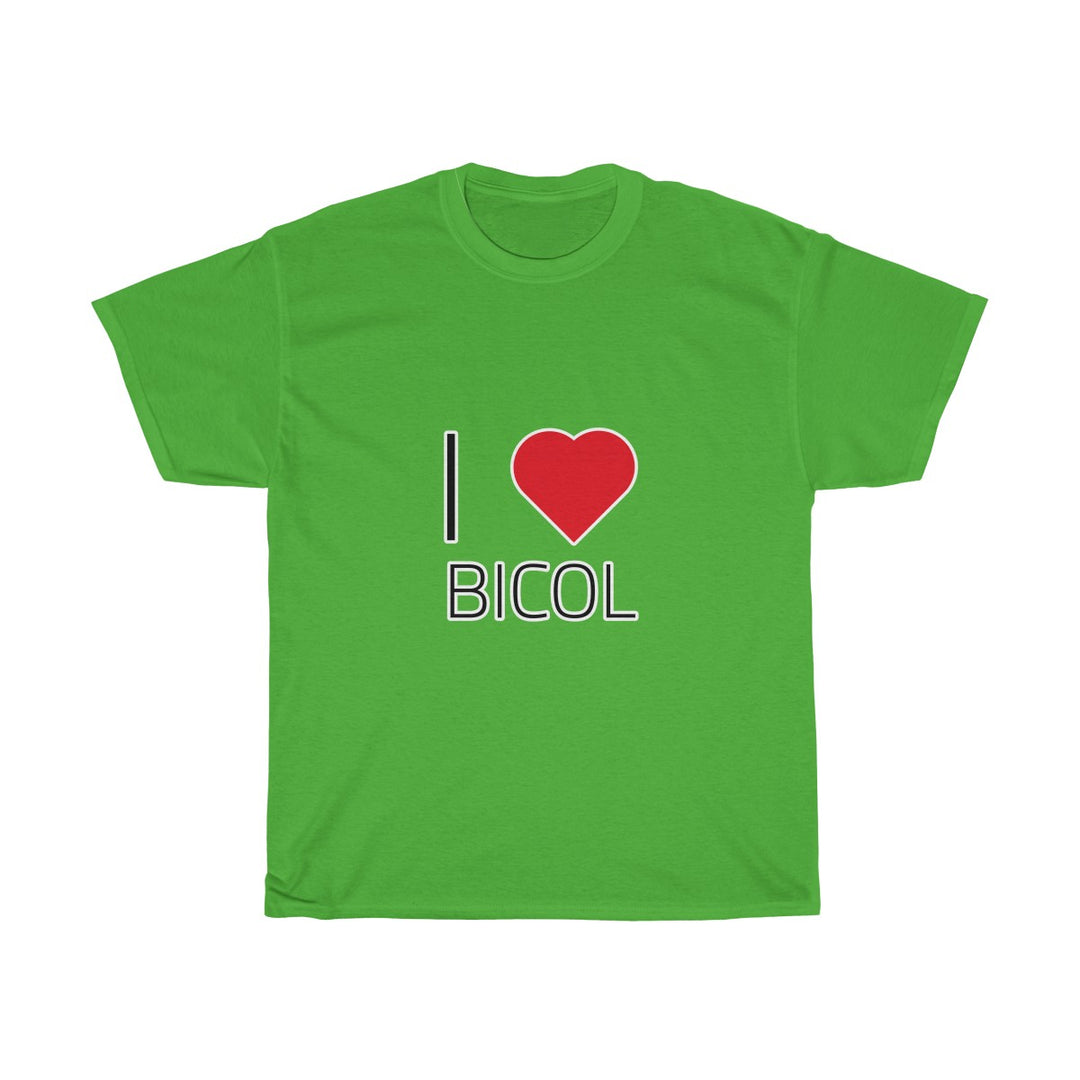 I ❤️ BICOL | Unisex Heavy Cotton Tee