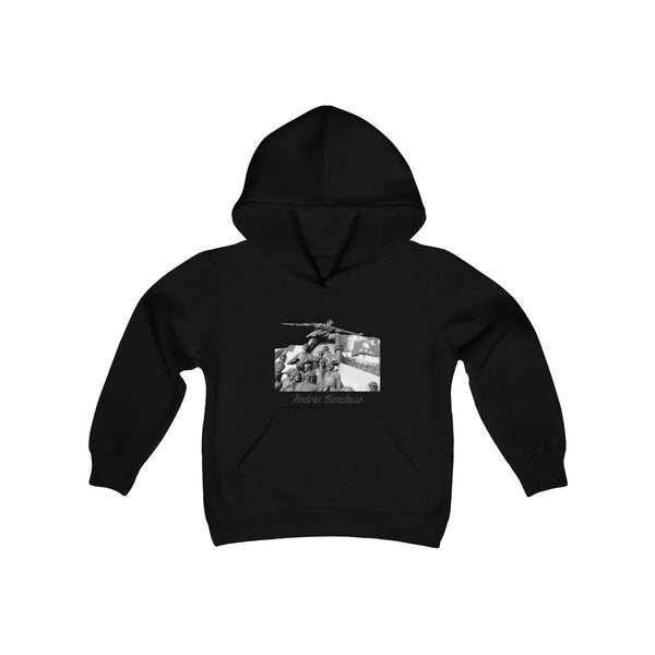 The Philippines Andrés Bonifacio  | Youth Heavy Blend Hooded Sweatshirt