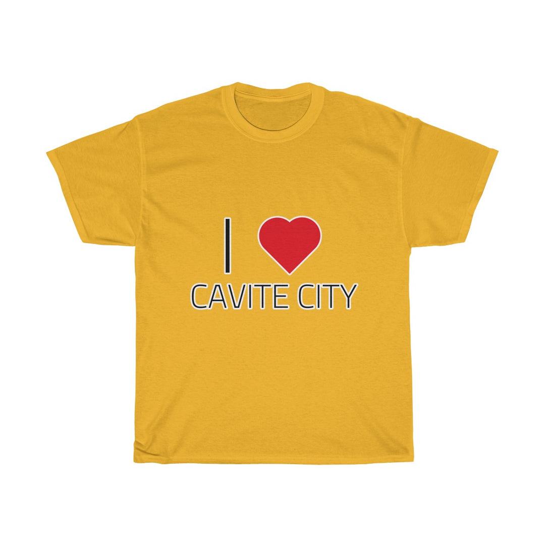 I ❤️ CAVITE CITY | Unisex Heavy Cotton Tee