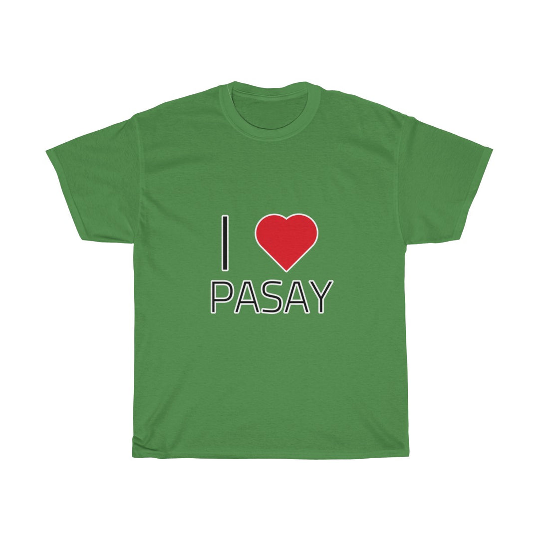I ❤️ PASAY | Unisex Heavy Cotton Tee