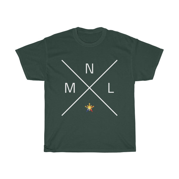 X-Mark MNL | Unisex Heavy Cotton Tee