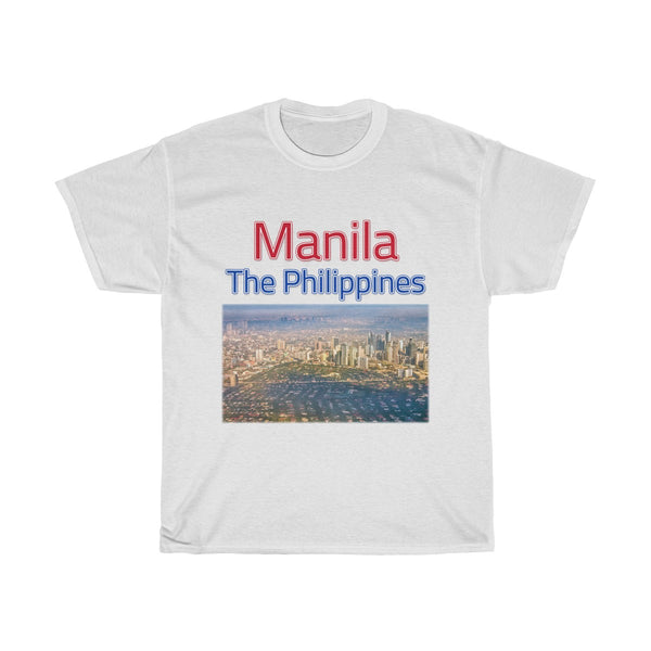 Manila The Philippines | Unisex Heavy Cotton Tee