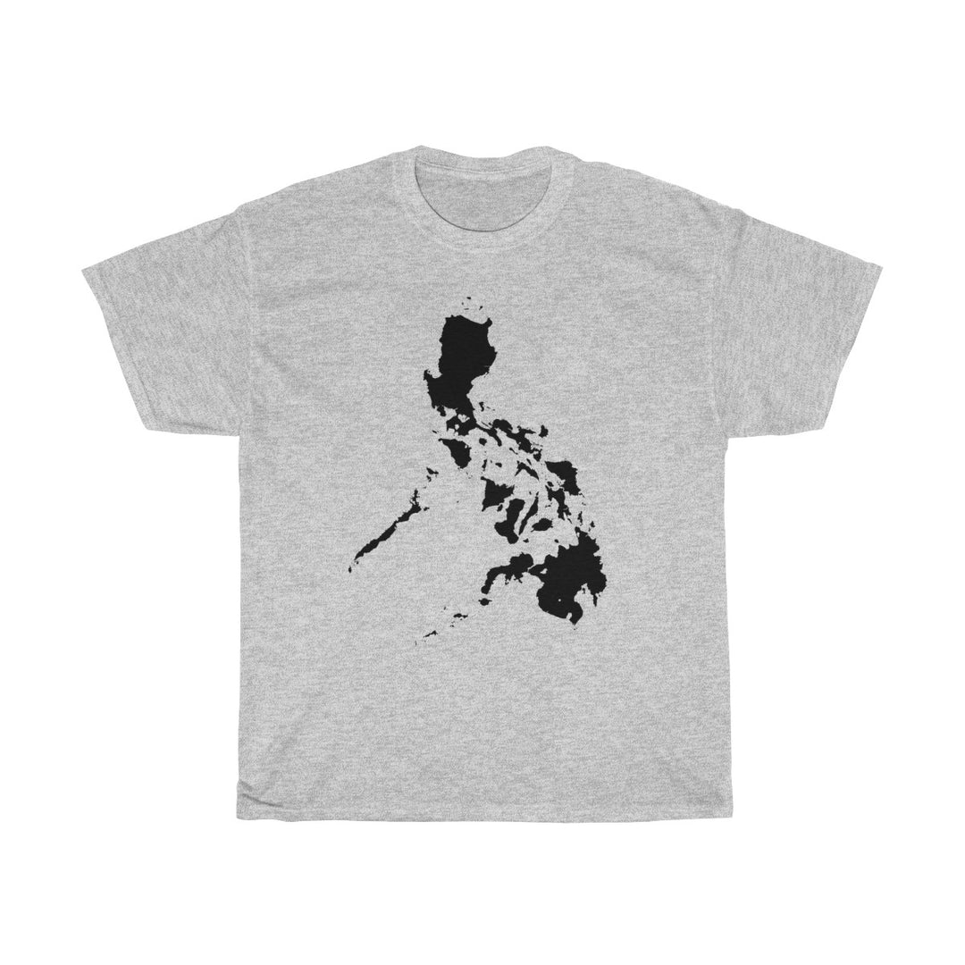 The Philippines Map | Unisex Heavy Cotton Tee