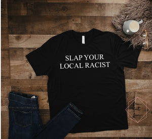 slap your local racist 2.0