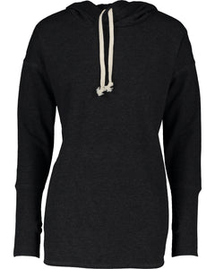stadium fleece pullover hood