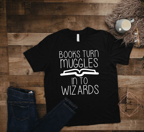 books turn muggles into wizards 2.0