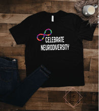 Load image into Gallery viewer, celebrate neurodiversity 2.0