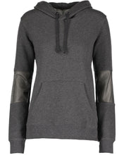 Load image into Gallery viewer, mesh insert pullover hood