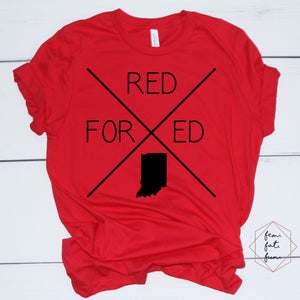 red for ed - youth