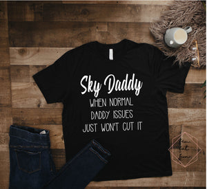 sky daddy when normal daddy issues just won't cut it 2.0
