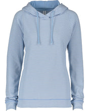 Load image into Gallery viewer, lightweight pullover hood - thin stripe