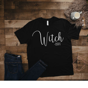 witch -ish 2.0